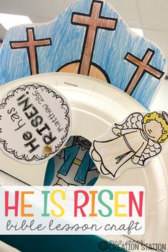 How to Teach Jesus Resurrection to Preschoolers - Mrs. Jones' Creation Station