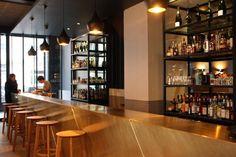Beaucoup, le nouveau restaurant rue Froissart. crédit photos : Vanessa Houpert.
