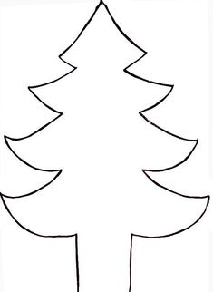 1000 images about gabarit sapin on pinterest bricolage - Gabarit sapin de noel en carton ...