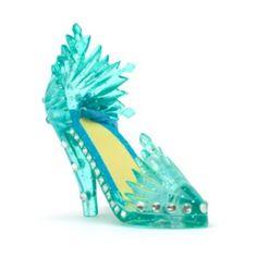 Elsa From Frozen Miniature Decorative Shoe   Disney Store
