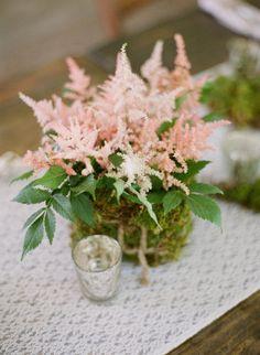 Centros de mesa para tu boda II