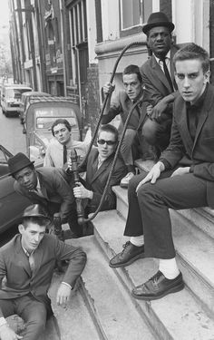 The Specials: Their delivery and style of SKA is amazing and their lyrics and tracks meaning are what I am all about! One Love and RESPECT- Rude Bwoy Ska Punk, Ska Music, Music Icon, Gorillaz, Music Love, Music Is Life, Rock Music, Youth Culture, Pop Culture
