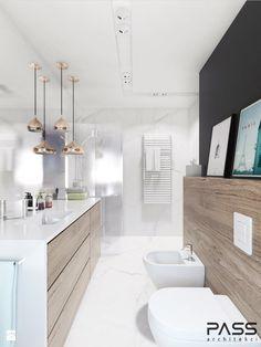 Wystrój wnętrz - Łazienka - pomysły na aranżacje. Projekty, które stanowią prawdziwe inspiracje dla każdego, dla kogo liczy się dobry design, oryginalny styl i nieprzeciętne rozwiązania w nowoczesnym projektowaniu i dekorowaniu wnętrz. Obejrzyj zdjęcia!