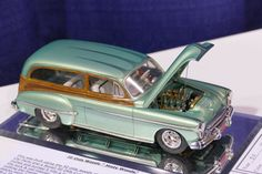 Olds panel Kit Cars, Car Kits, Plastic Model Cars, Station Wagon, Scale Models, Diecast, Trucks, Vehicles, Toys