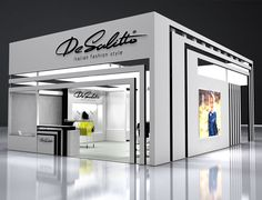 Different exhibition stand 2013-2014 on Behance
