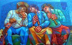 Adélio Sarro (Adélio Sarro Sobrinho), Andradina, 07.09.1950, é um pintor, desenhista, escultor e muralista brasileiro.