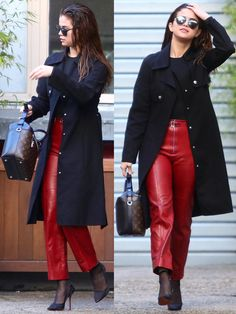 Selena Gomez out and about in Paris, France, on March 9, 2016