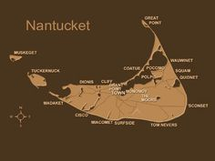 Nantucket: my home is on the Cliff