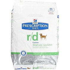 Hill's Prescription Diet r/d Canine Weight Loss - Low Calorie - 17.6lb -- Click image to review more details. (This is an affiliate link) #drydogfood Dry Dog Food, Dog Food Recipes, Weight Loss, Diet, Drinks, Image, Drinking, Per Diem, Loosing Weight