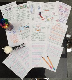 kitcatbookmad:  Catching the studyblr vibes and doing my first...