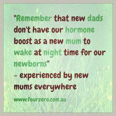 #Fourzeroquotes #Newparents #baby www.fourzero.com.au