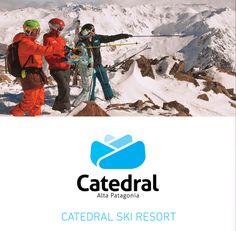 Cerro Catedral Ski Resort. Bariloche, Patagonia, Argentina.
