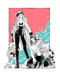 Kaidou One Piece, One Piece Big Mom, One Piece Funny, One Piece Drawing, One Piece Comic, One Piece Fanart, One Piece Pictures, One Piece Images, Fanarts Anime