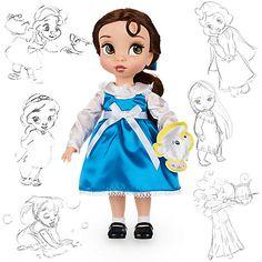 Disney Animators' Collection Belle Doll - 16''