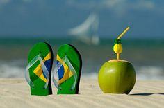 Praia - #Brasil