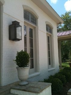 sacked brick - Custom Millwork - traditional - exterior - new orleans - Period Millworks The Woodwright Shop