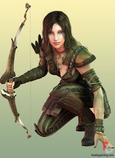 Reniss is a very attractive half-elf, many of which who saw her growing up, would say she acts more human with each passing year. Description from old-skool-gamers-sow-campaign.obsidianportal.com. I searched for this on bing.com/images