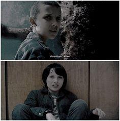 El! El, where are you? Eleven! El? #strangerthings