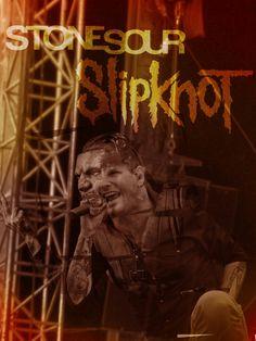 Corey Taylor - Slipknot/Stone Sour poster by Jack Haynes