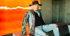 The LA bon vivant James Goldstein tells us how he dictates the trends with his singular style.