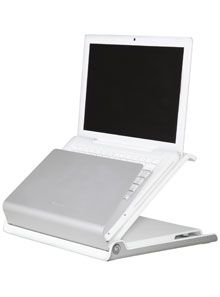 Humanscale's L6 Laptop Holder - been looking for something like this for ages!