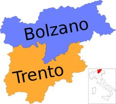 Il giro d'Italia con le regioni: il Trentino-Alto Adige   #TuscanyAgriturismoGiratola
