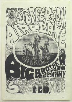 Gallery For > Psychedelic Rock Posters