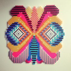 Hama perler bead art by Saraseir