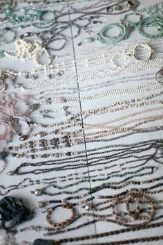 ❥ strands and strands of beaded beauty (Soul of Maia)