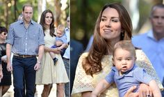 Prince George meets a bilby at Sydney's Taronga Zoo http://dailym.ai/1iAzYgw