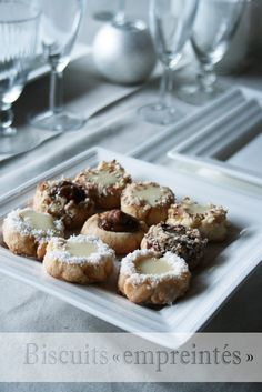 Les Friands d'Lise: biscuit