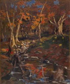 Painted by slovak artist Edmund Gwerk Artists, Painting, Painting Art, Paintings, Painted Canvas, Artist, Drawings