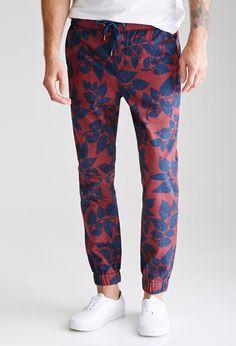 Printed Jogger pant for men