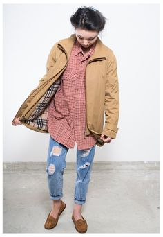 Vintage BURBERRY Coat | Fashion Junky | ASOS Marketplace