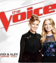 Video: The Voice Alex and Andi Sing 'Thank You' by Dido