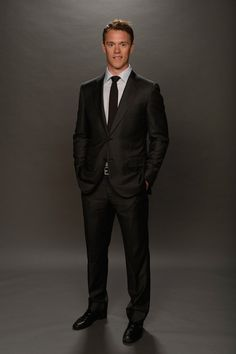 Jonathan Toews poses for a portrait during the 2014 NHL Awards.