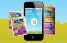 Enfalac lanza su app Amazing Baby, en ella se pueden encontrar algunas actividades para estimular el desarrollo del bebé de una manera divertida.