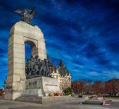 Canadian National War Memorial - Canadian National War Memorial