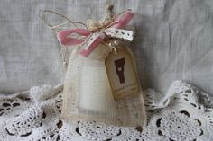 Belle Savon Vermont is a family owned boutique business tucked into the mountains of Northern Vermont's beautiful Northeast Kingdom. We specialize in unique wedding favors that are a combination of French vintage chic with an eco-conscience focus.