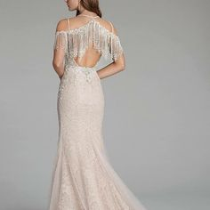 Sparkle with @alvinavalenta #fabulous gowns for your special day! #AlvinaValenta