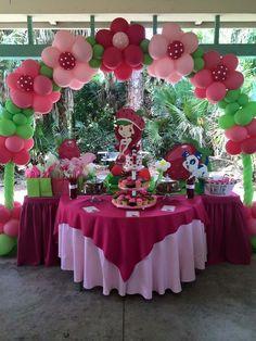 Várias idéias de baloes para a festinha http://br.pinterest.com fontehttps://www.facebook.com/SuperDicasReBandeira/?fref=ts