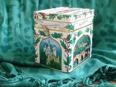 Musical LambertZ Tin Can by TrueColorsBoutique on Etsy, $10.00