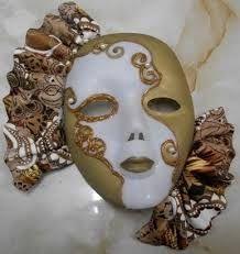 1000 images about arte on pinterest romero britto - Mascaras venecianas decoracion ...