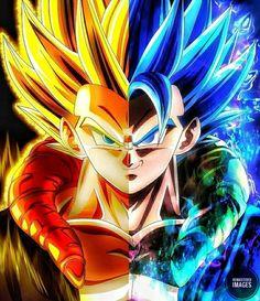 dragon ball super by on DeviantArt Dragon Ball Gt, Dragon Ball Image, Anime Dragon, Foto Do Goku, Gogeta And Vegito, Goku Wallpaper, Wallpaper Naruto Shippuden, O Pokemon, Animes Wallpapers