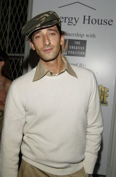 Adrien Brody in 2002.