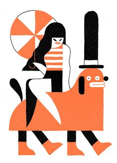 Illustration pinups - Levi Jacobs - www.levijacobs.nl