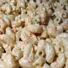 KFC Macaroni Salad Recipe  Ingredients  8 ounces of Elbow Macaroni 2 ribs Celery, finely minced 1/4 cup Carrots, thinly diced (very thin!) 1 tablespoon Onion, minced 1/3 cup Sweet Pickles, diced 1 1/2 cups Miracle Whip 1/2 cup Hellman's Mayonaise 1/4 teaspoon Black Pepper 1/4 teaspoon Dry Mustard 1 teaspoon Sugar Salt to taste Directions  Cook elbow macaroni to package directions, drain well and let cool. Combine remaining ingredients in a mixing bowl and mix well. Fold mixture into macaroni…