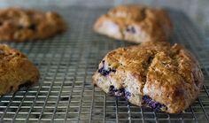 June 26. Grain-free blackberry scones, ready to eat. #scones #grainfree #glutenfree #breakfast #brunch #thefeedfeed #huffposttaste #f52gram #yourstomake #likefoodus #bestfoodnews #foodlikewhoa #topfoodnews #365photographyproject #365project