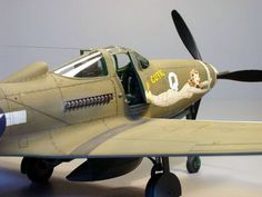 Bell P-39 Airacobra by Roy Long (Eduard 1/48)