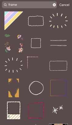 Instagram Emoji, Instagram Frame, Instagram And Snapchat, Instagram Blog, Instagram Quotes, Instagram Story Ideas, Instagram Editing Apps, Creative Instagram Photo Ideas, Snapchat Stickers